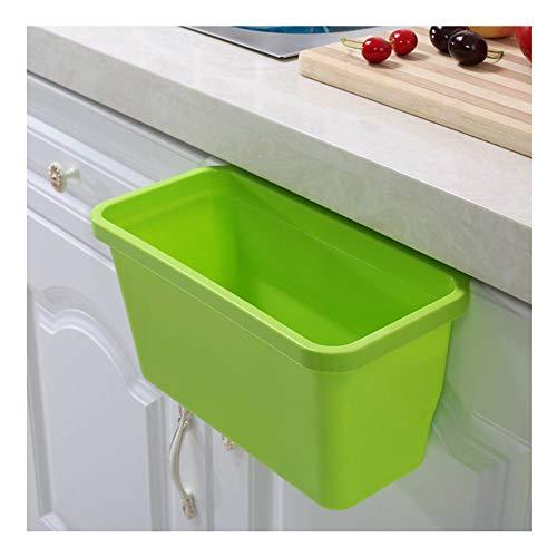 ension Küchenschrank Mülleimer, Haushalt Bad Kunststoff Coverless Aufbewahrungseime ()