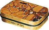 Artis Vivendi Pill Box Tree of Life by Gustav Klimt/Peppermint