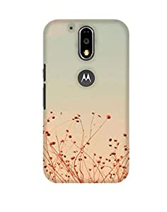 Pick Pattern Back Cover for Motorola Moto G4 Plus