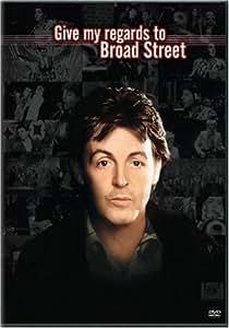 Give My Regards to Broad Street [DVD] [1984] [Region 1] [US Import] [NTSC]
