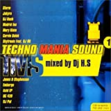 Techno-Mania-Sound-Mixed-By-Dj-HS