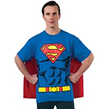Rubbies - Disfraz de Superman para hombre, talla XL (880470_XL)