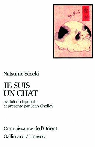 Je suis un chat par Natsume Sôseki