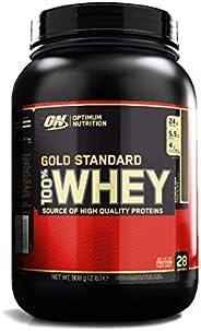 Optimum Nutrition 100% Whey Gold Standard, Proteine in Polvere per lo Sviluppo Muscolare con Glutammina e Aminoacidi, Ciocco