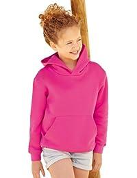 Fruit Of The Loom - Sweatshirt à capuche - Enfant unisexe