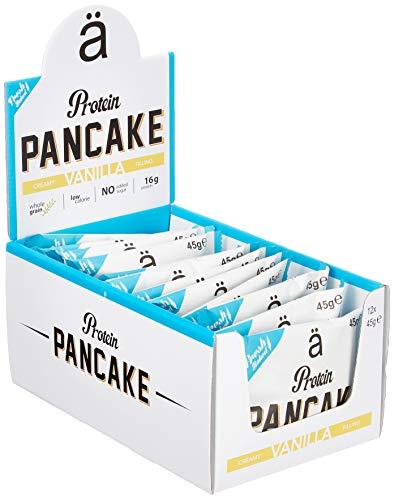 Protein Pancake 12x45g - Creamy Vanilla Filling