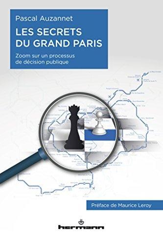 Les Secrets du Grand Paris (HR.HORS COLLEC.) par Pascal Auzannet