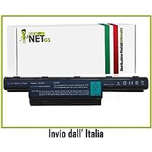 Batería para Laptop/Notebook Acer 5200 mAh 6 celdas Acer Aspire 4551 G, 4741