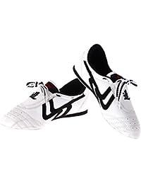 Zapatillas de Taekwondo Cómodos Antideslizantes Zapatillas Deportivos de Taekwondo ( tamaño : 41 )