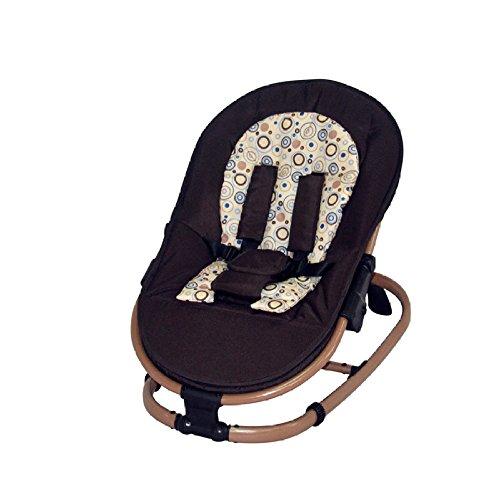 LZTET Stuhl Prahler Liegestühle Baby Schaukelstuhl Wiege Stuhl Kinder Schaukel Neugeborenen Schläfrig Artefakt Beruhigenden Stuhl