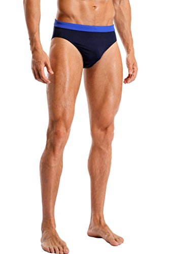 CharmLeaks Herren und Jungen Badehose Badeshorts Kurz Wassersport kurze Hose in angesagten Farben Badeslip