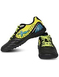 Vector X Viper Indoor Football Shoes (Black-Green)