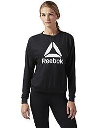 Reebok–Wor Mesh Crew Neck Women's Sweatshirt