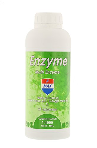 F-Max Enzyme 1 Liter Booster, Wu...