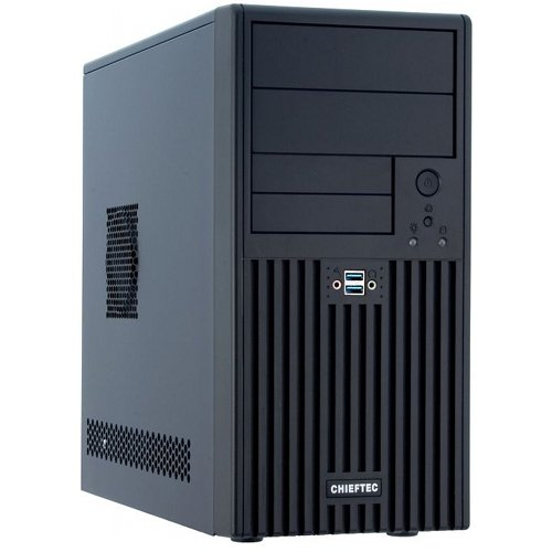 Chieftec BD-02B-U3-350S8 M-ATX Mini 350W Uni Series PC-Gehäuse (Bl Micro Case)