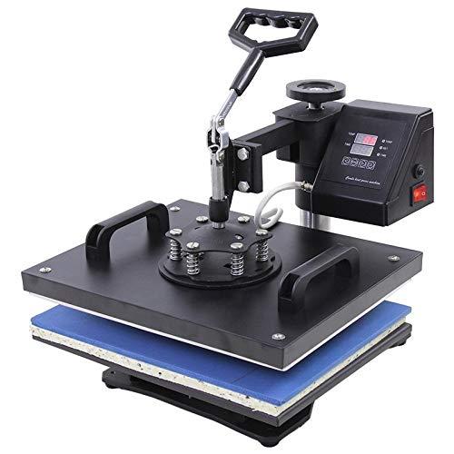 Druckpresse erweiterungsfähig, Transfer für Heißpresse, Thermoplatte zum Aufdrucken, 38 x 28 cm