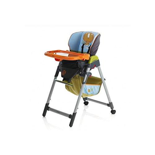 Jané 8420421024140 enfants élevé Chaise escaliers Chaise Chaussures Bébé R21 – leoncino, multicolore