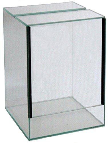 FavoPet Terrarium mit Falltür (20x20x30 cm)