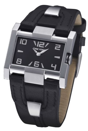 Time Force tf4033l10 – Reloj de Muñeca Color Negro