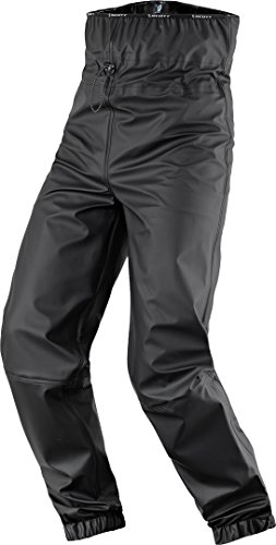 Scott Ergonomic Pro DP Damen Motorrad / Fahrrad Regenhose schwarz 2018: Größe: 38