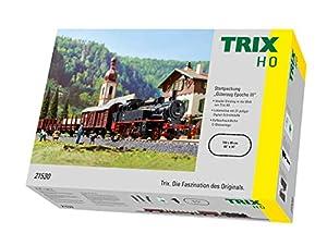 Märklin t21530Trix de Tren de mercancías BR 74, Modelo Ferrocarril Set