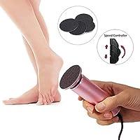 Elektrische Fußschleifmaschine Fußschleifmaschine Peeling Dead Skin Kallus-Entferner Fußpflege Pediküre preisvergleich bei billige-tabletten.eu