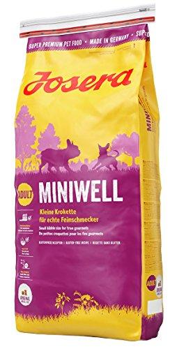 Josera Miniwell Hundefutter -