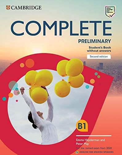 Complete Preliminary Student's Book with