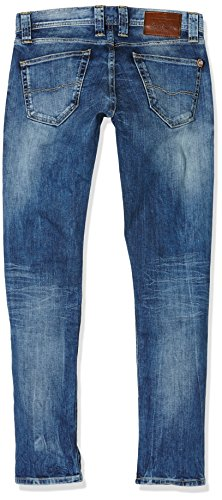 Pepe Jeans London Herren Jeans Cane Blau (Denim)