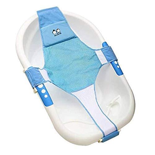 sitz Baby Schätzchen neugeboren Sicherheitsbadesitz Unterstützung Babyparty, Blau ()