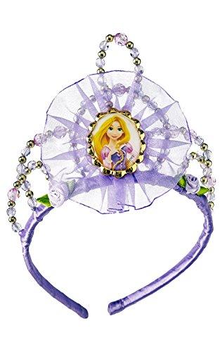 isney-Prinzessinenkrone; Motiv: Rapunzel, Einheitsgröße (Disney Rapunzel Perücke)