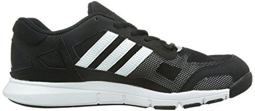 adidas Essential Star Herren Sneakers Schwarz (Core Black/Ftwr White/Silver Met.)