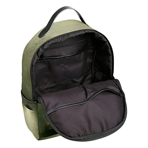 Myymee Zaino Casual, Dark Green (verde) - WB-2017 Army Green B