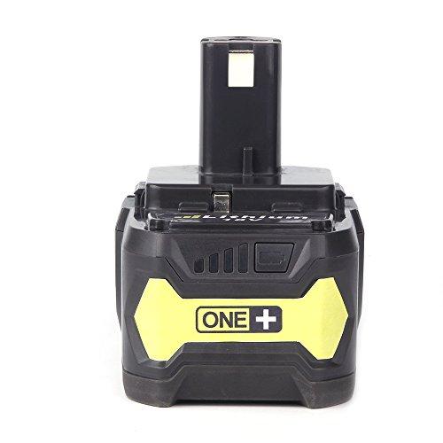 Masione 18V 4000mAh Li-ion Ersatz Akku Batterie Akkuschrauber Zubehör Für Ryobi 130429054, P108, RYOBI BPL-1815, RYOBI ONE+ 18 Volt Cordless Drill Power Tool (2x Akkus) Ryobi 18 Volt Drill Battery