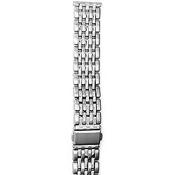 Armband für Uhren aus Edelstahl 20mm 410906