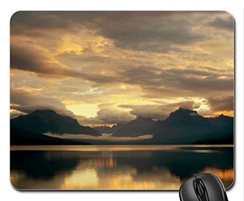 mcdonald-lake-in-glacier-np-montana-mouse-pad-mousepad-lakes-mouse-pad
