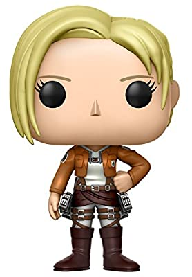 Figurine Pop ! Animation 236 - Attack on Titan - Annie Leonhart