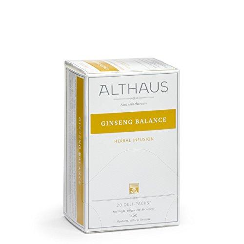Althaus Deli Pack Ginseng Balance 20 x 1,75 g