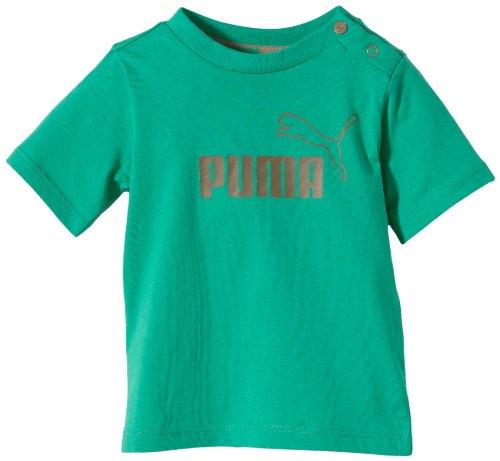 Puma Baby T-Shirt ESS Tee, Vivid Green, 62, 824153 06