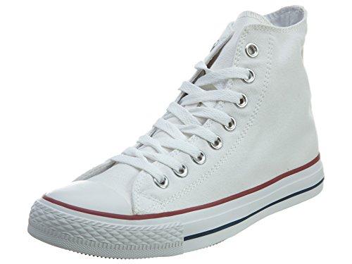 Converse All Star hi, Sneaker Donna Bianco