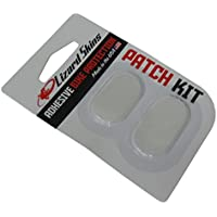 Lizard Skins Bike Frame Protection Patch Kit - Clear