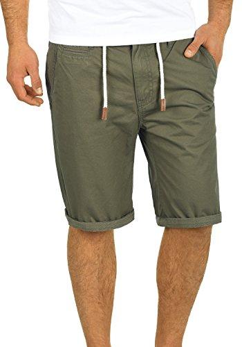 BLEND 20701249ME Chino Shorts, Größe:M;Farbe:Dusty Green (70595) Slim Leg Chino Pants