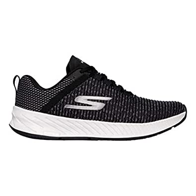 Skechers Womens Go Run Forza 3 BlackWhite 8.5 B Medium 2KpbS