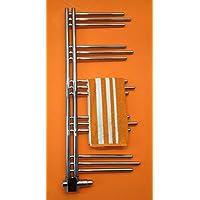 B-WARE Mert Design Badheizkörper NEZIFE 500 mm x 1200 mm CHrom