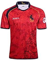 Shocly Camiseta de Rugby Jersey Fútbol Ropa 17-18 Camiseta de los Estados  Unidos Equipo c63239d4c18b6