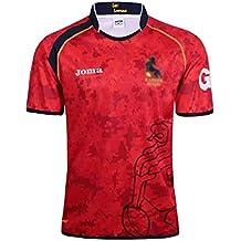 Shocly Camiseta de Rugby Jersey Fútbol Ropa 17-18 Camiseta de los Estados  Unidos Equipo f2752882d689a