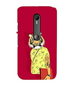 PrintVisa Designer Back Case Cover for Motorola Moto G3 :: Motorola Moto G (3rd Gen) :: Motorola Moto G3 Dual SIM (college school girls girly man manly romantic mood)
