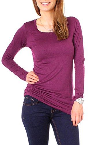 Fashion Damen Langarmshirt