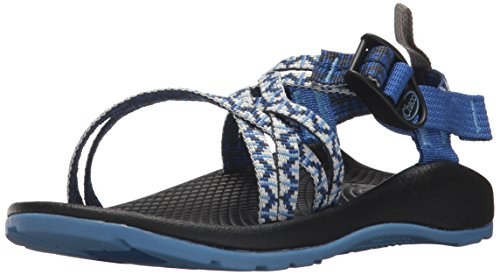Chaco ZX1 Ecotread Sandal (Toddler/Little Kid/Big Kid) Dolman White