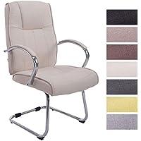 Freischwinger CLAIRE mit Armlehne Stuhl Konferenzstuhl Wartestuhl